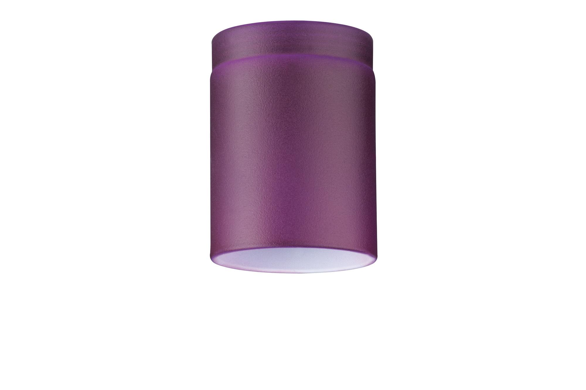 Paulmann. 92578 Плафон для DecoSystems Tube Mini, lilac, стекло