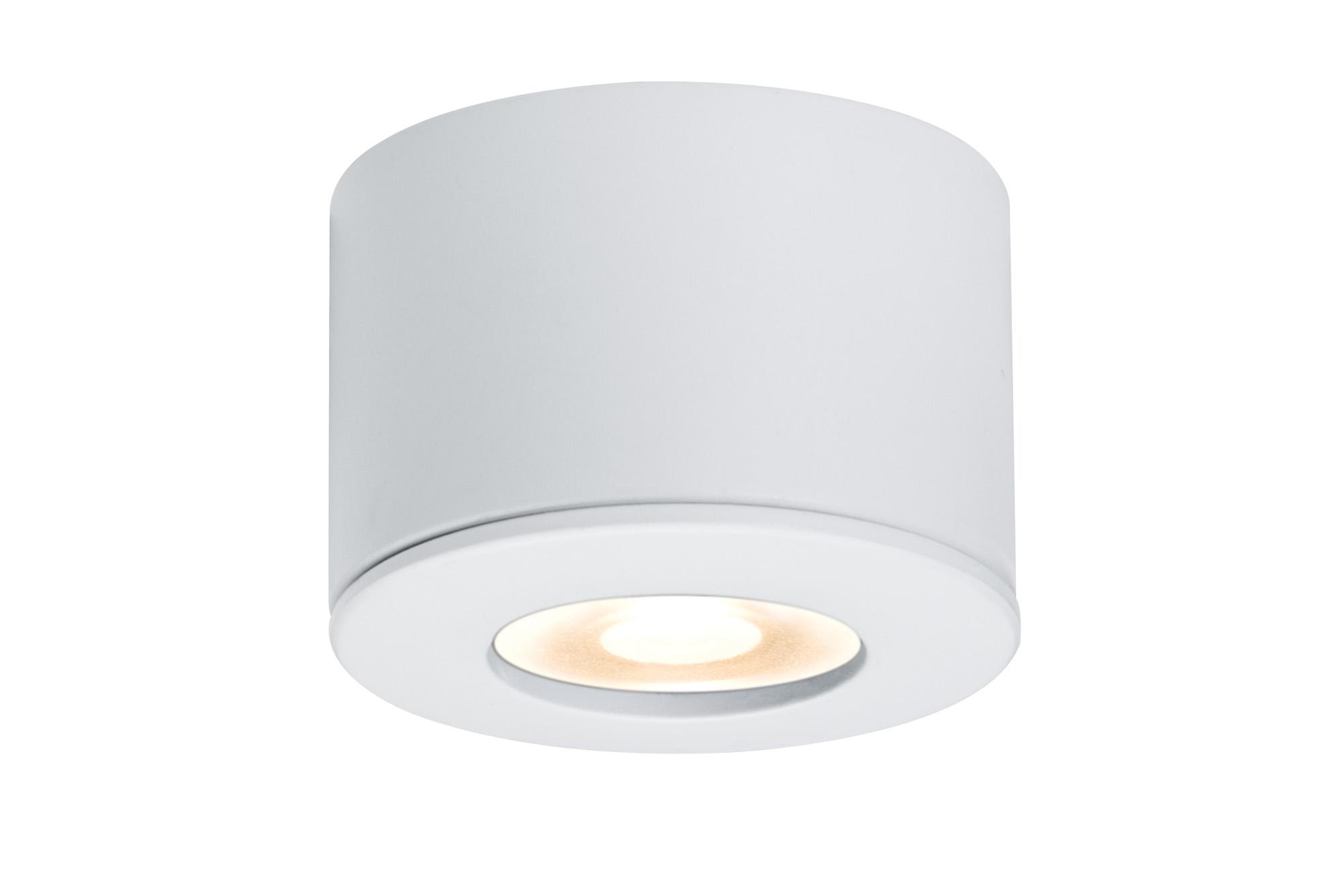 Paulmann. 92582 Светильник мебельный ABL Bitsy LED 1x1,2W, белый