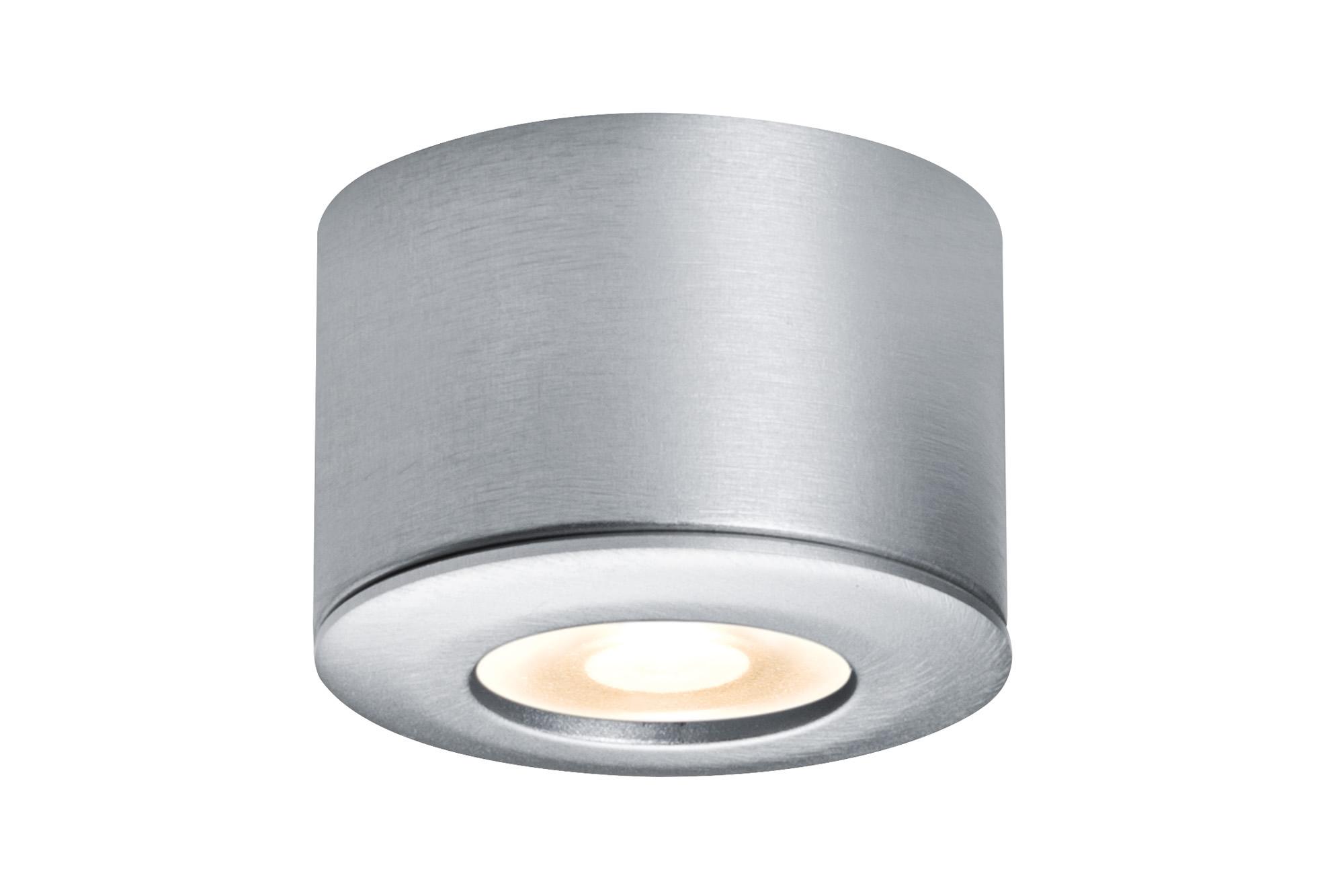 Paulmann. 92583 Светильник мебельный Bitsy LED 1x1,2W Alu