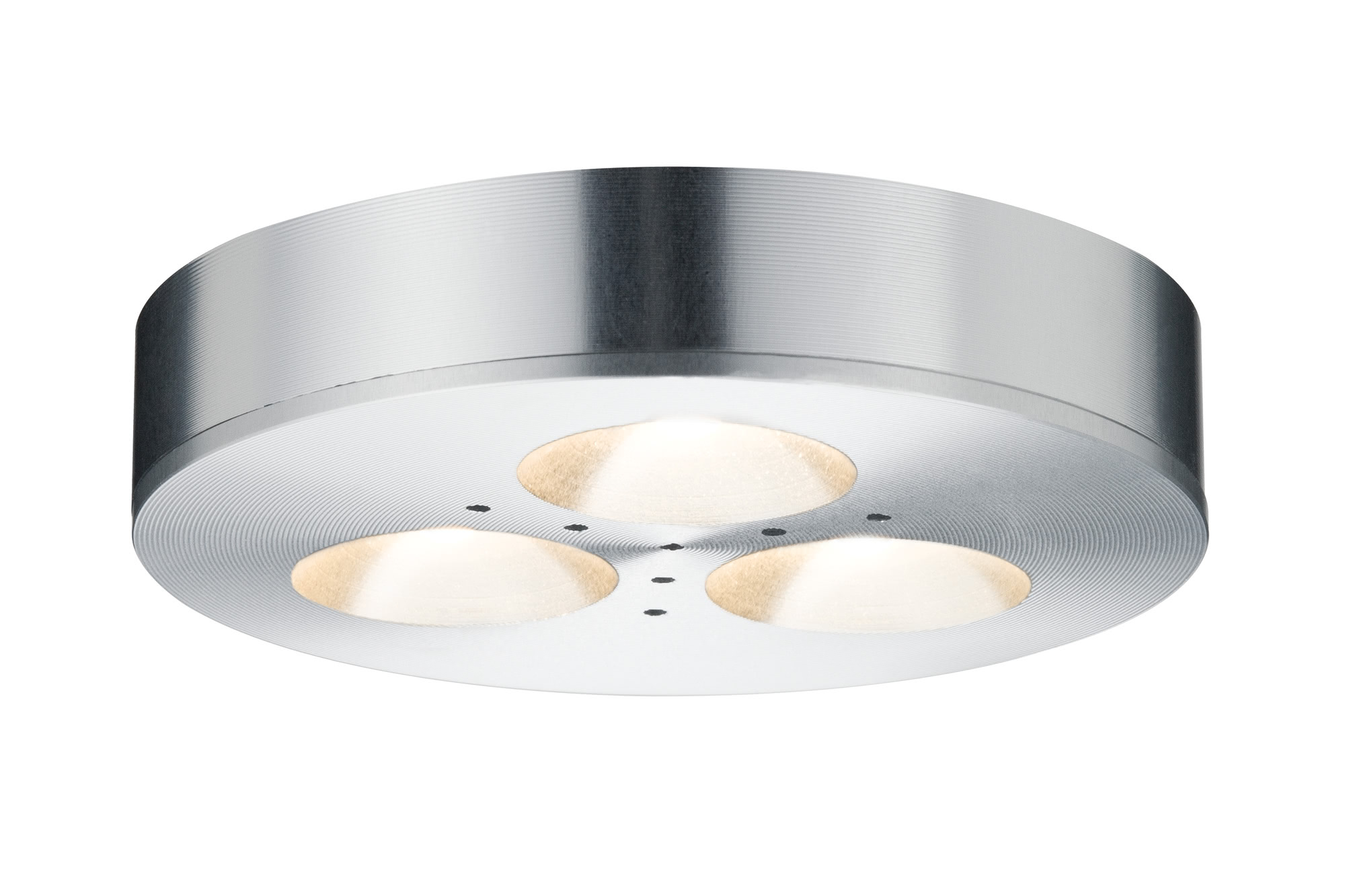 Paulmann. 92587 Светильник мебельный Plane LED 1х3W, алюминий