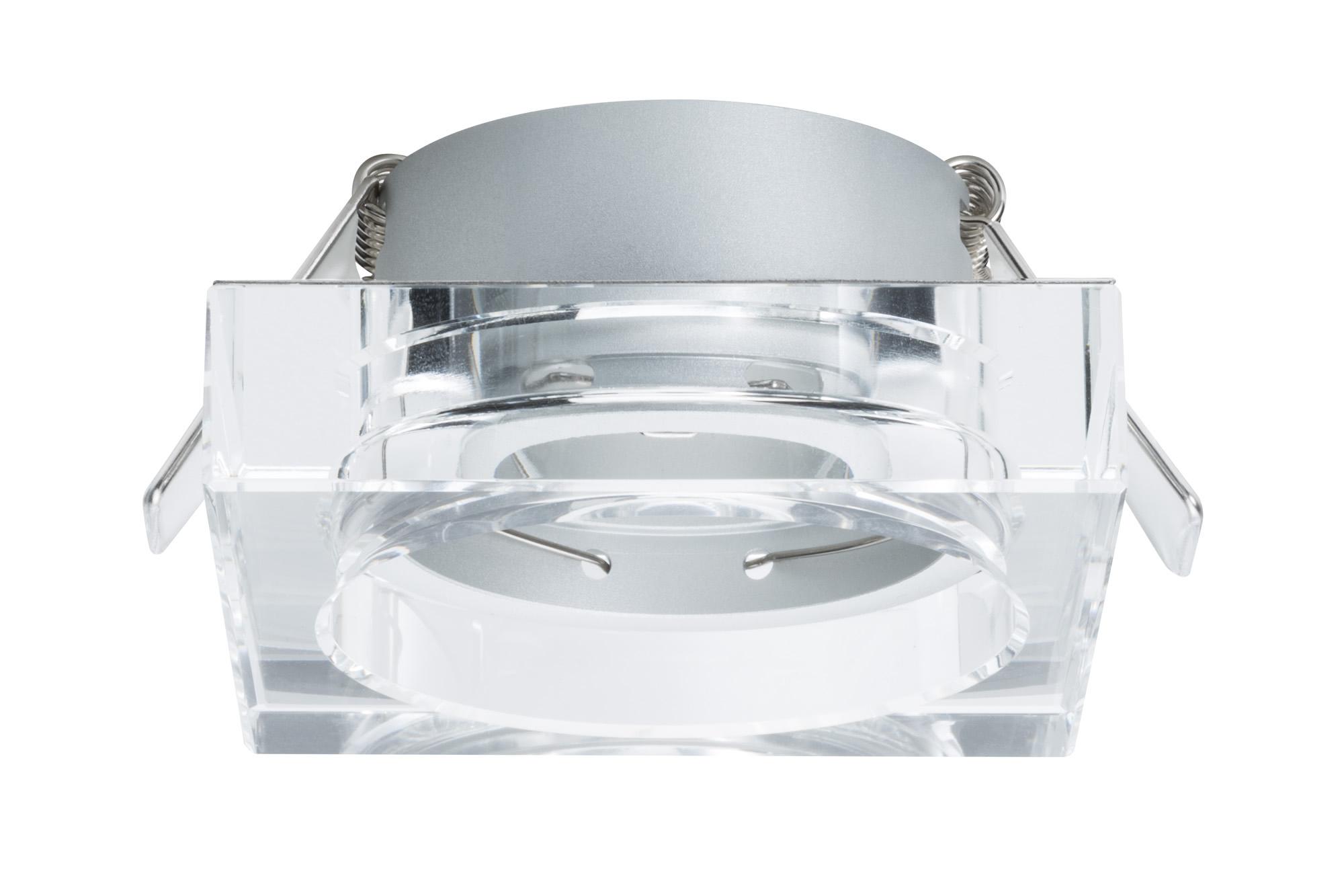 Paulmann. 92597 Комплект светильников Prem.EBL 3 шт. Spot Cristal, прозрачный