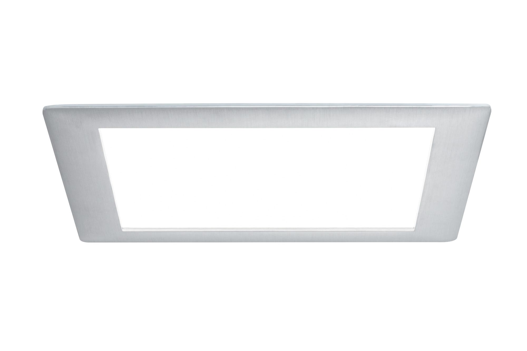 Paulmann. 92611 Светильник встр. Panel LED 1x8W Al-g
