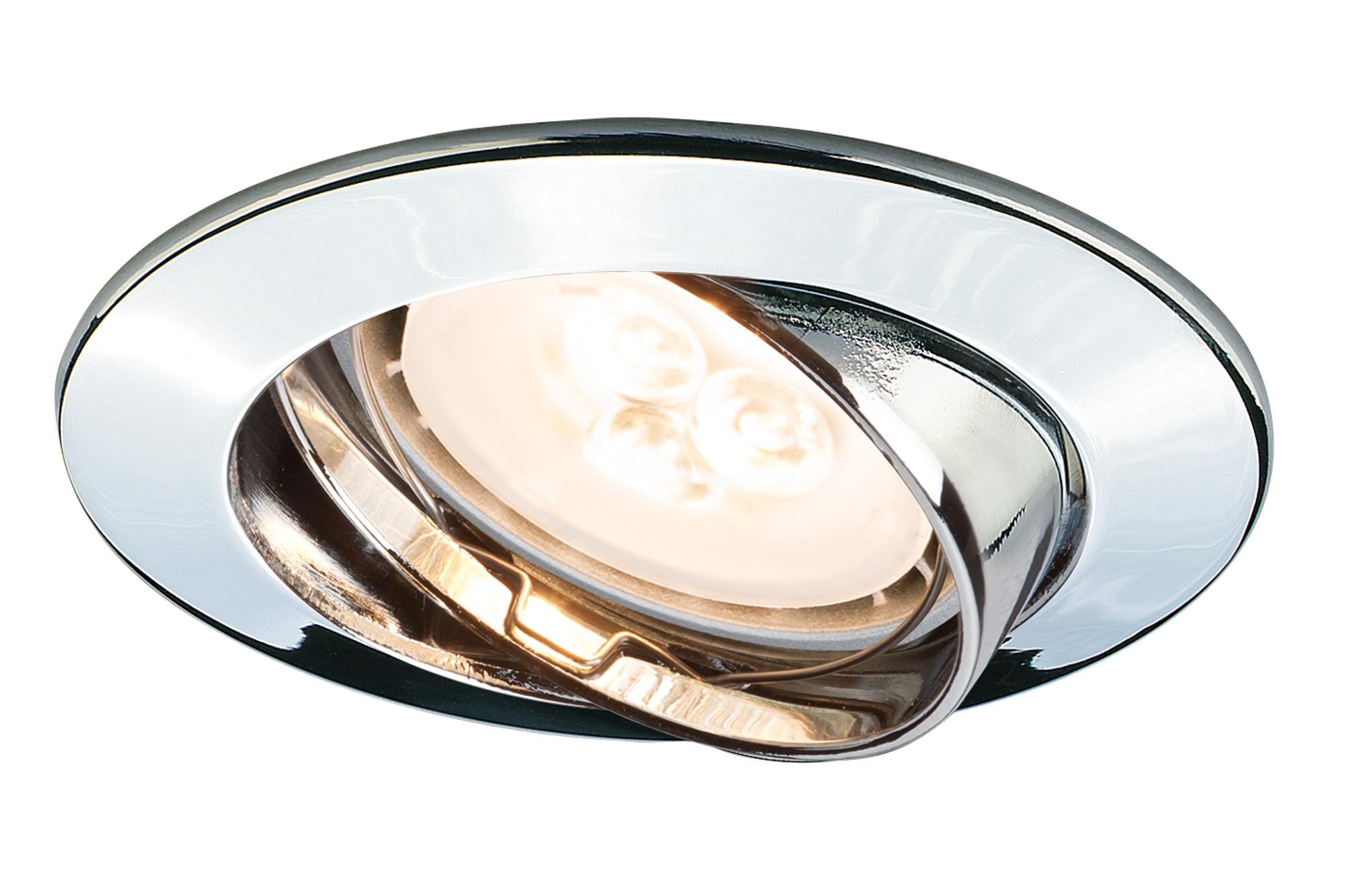 Paulmann. 92660 Premium EBL Set starr LED 3x4W GU10 Chr
