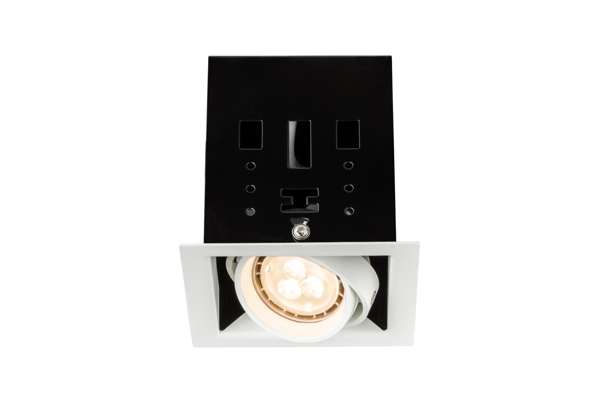 Paulmann. 92667 Светильник Cardano LED 1x4W GU10, белый