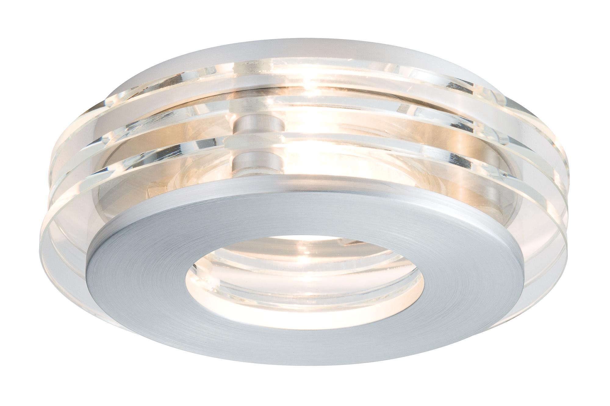 Paulmann. 92728 Premium EBL Shell LED 3x3,5W GU10 Al-g