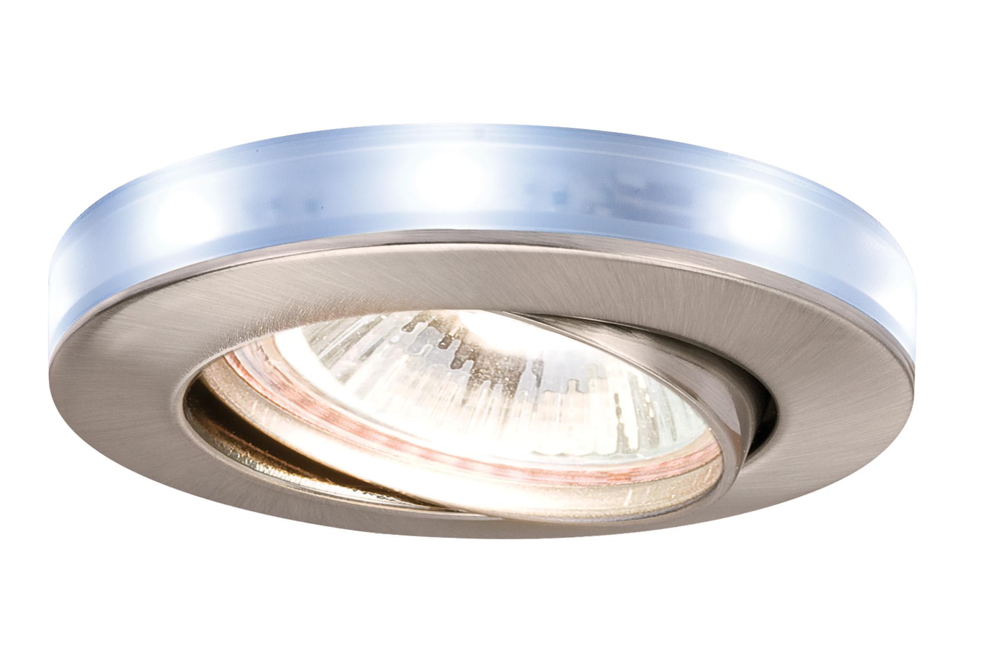 Paulmann. 93760 Комплект светильников с кольцом 3х20W/3x2W, RGB, с пультом