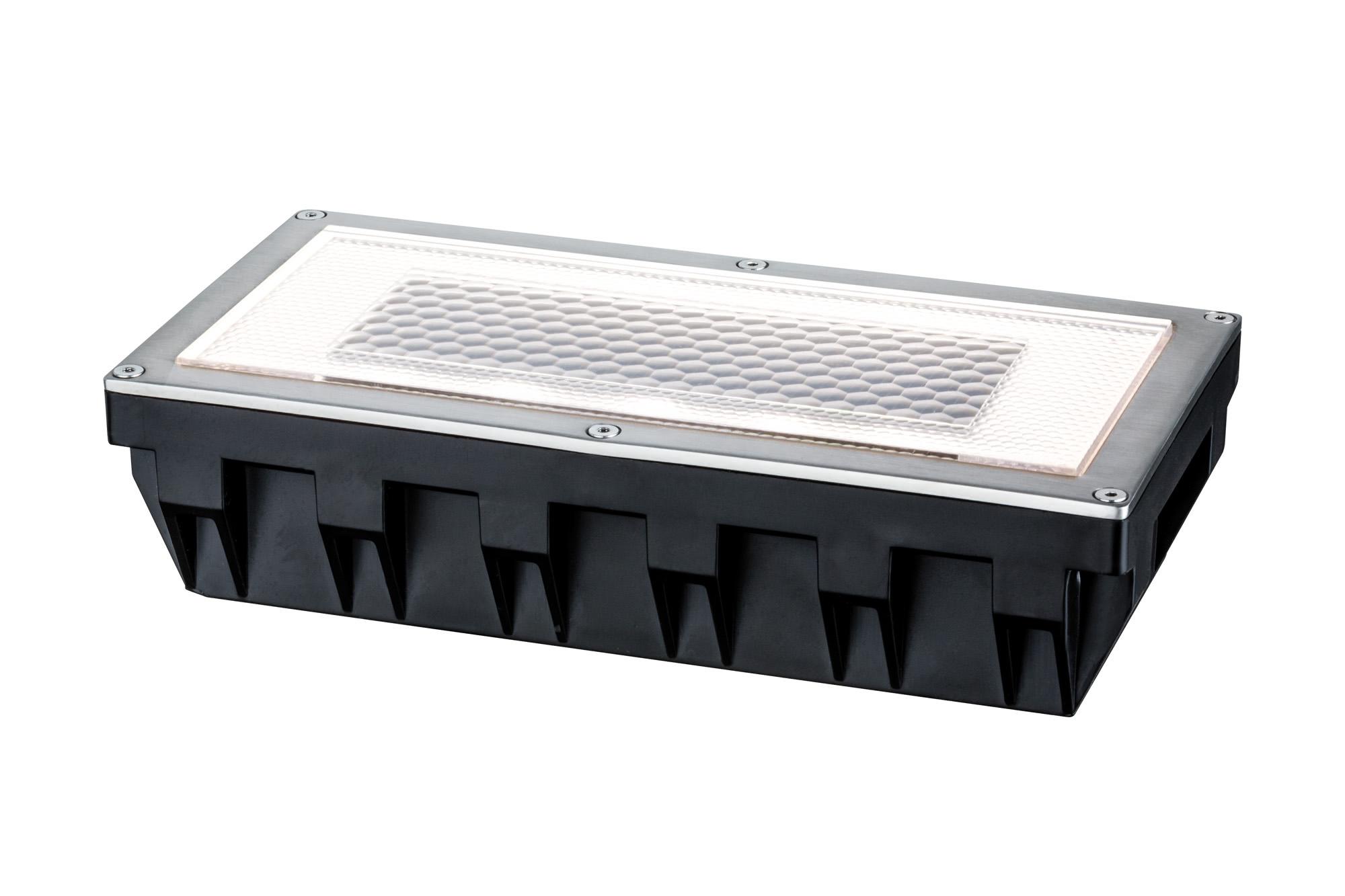 Paulmann. 93775 Spec.EBL Solar Boden Box IP67 LED 1x0,4W