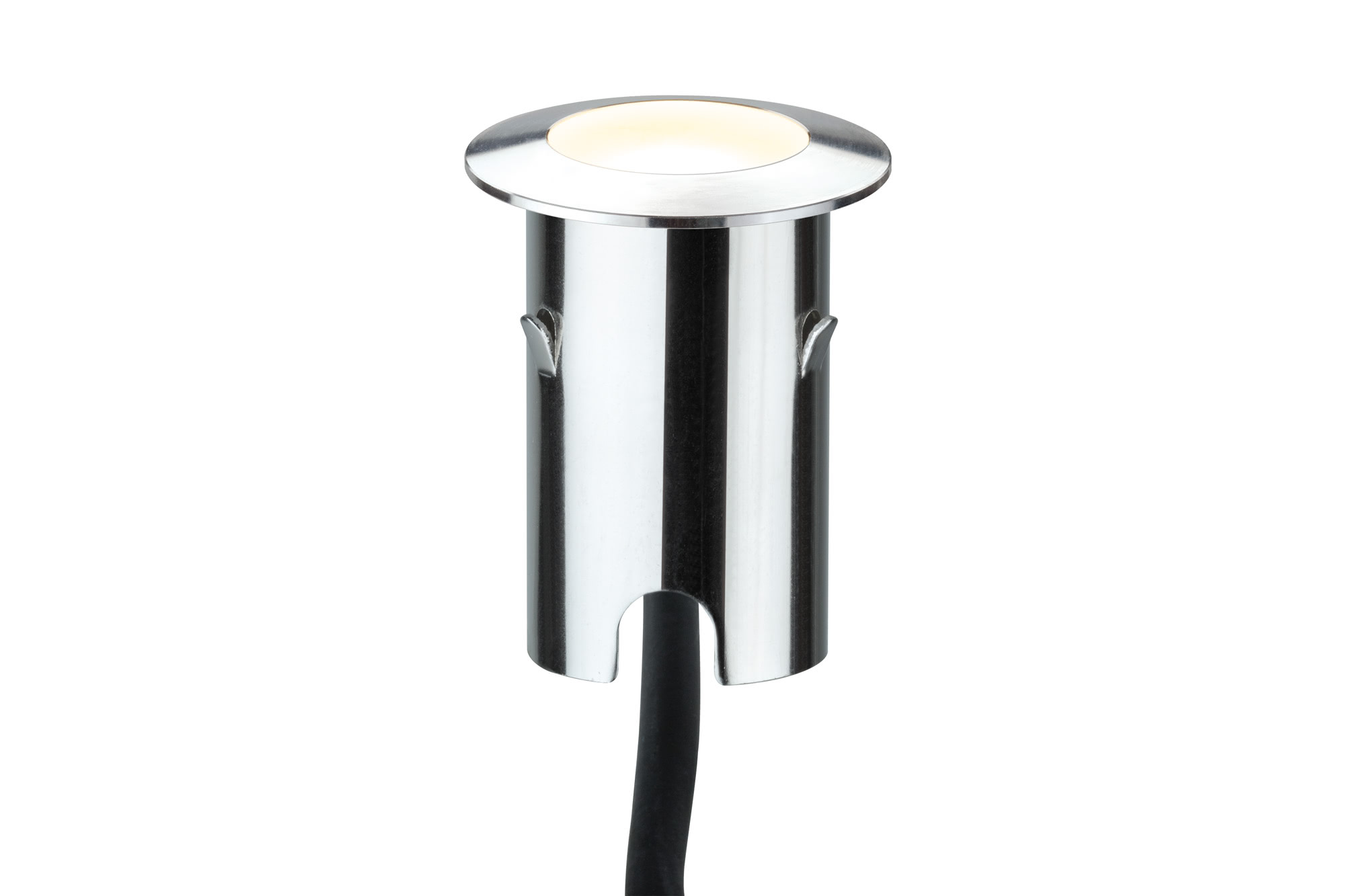 Paulmann. 93783 Комплект светильников MiniBoden EBL rund IP67 Erg.Set 4x1W, без трансформатора
