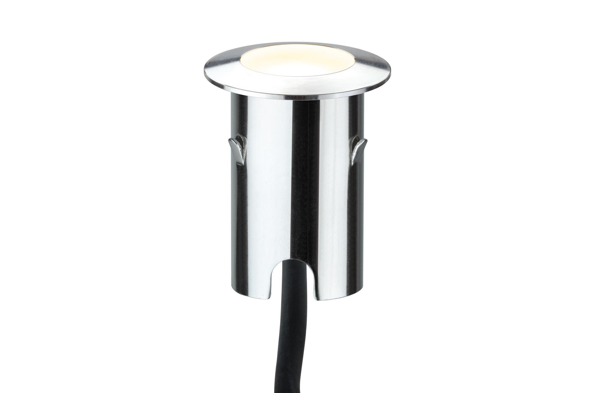 Paulmann. 93784 Комплект светильников MiniBoden EBL rund IP67 Basis 4x1W Est