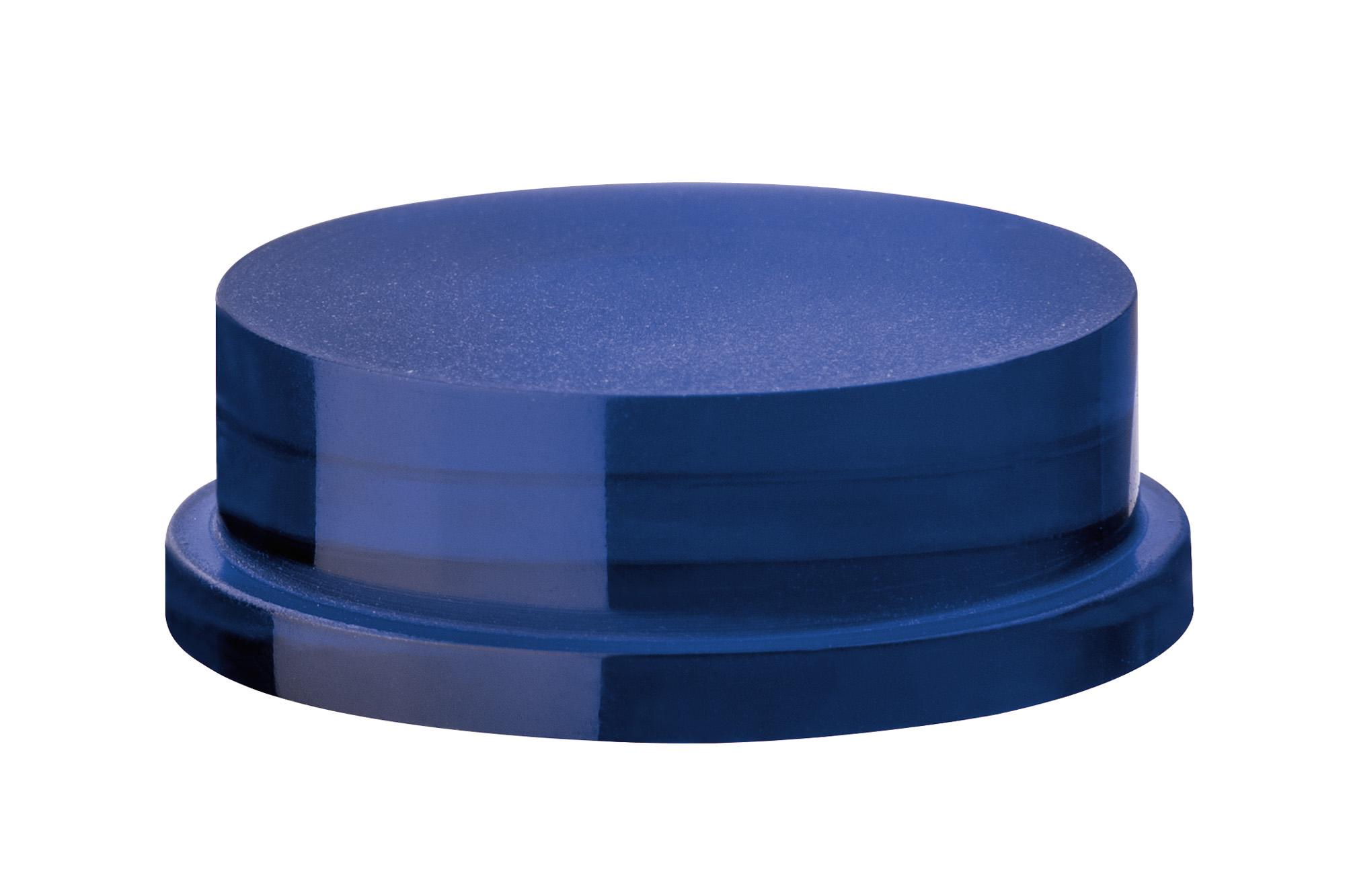 Paulmann. 93793 MiniPlus Boden Glas Blau