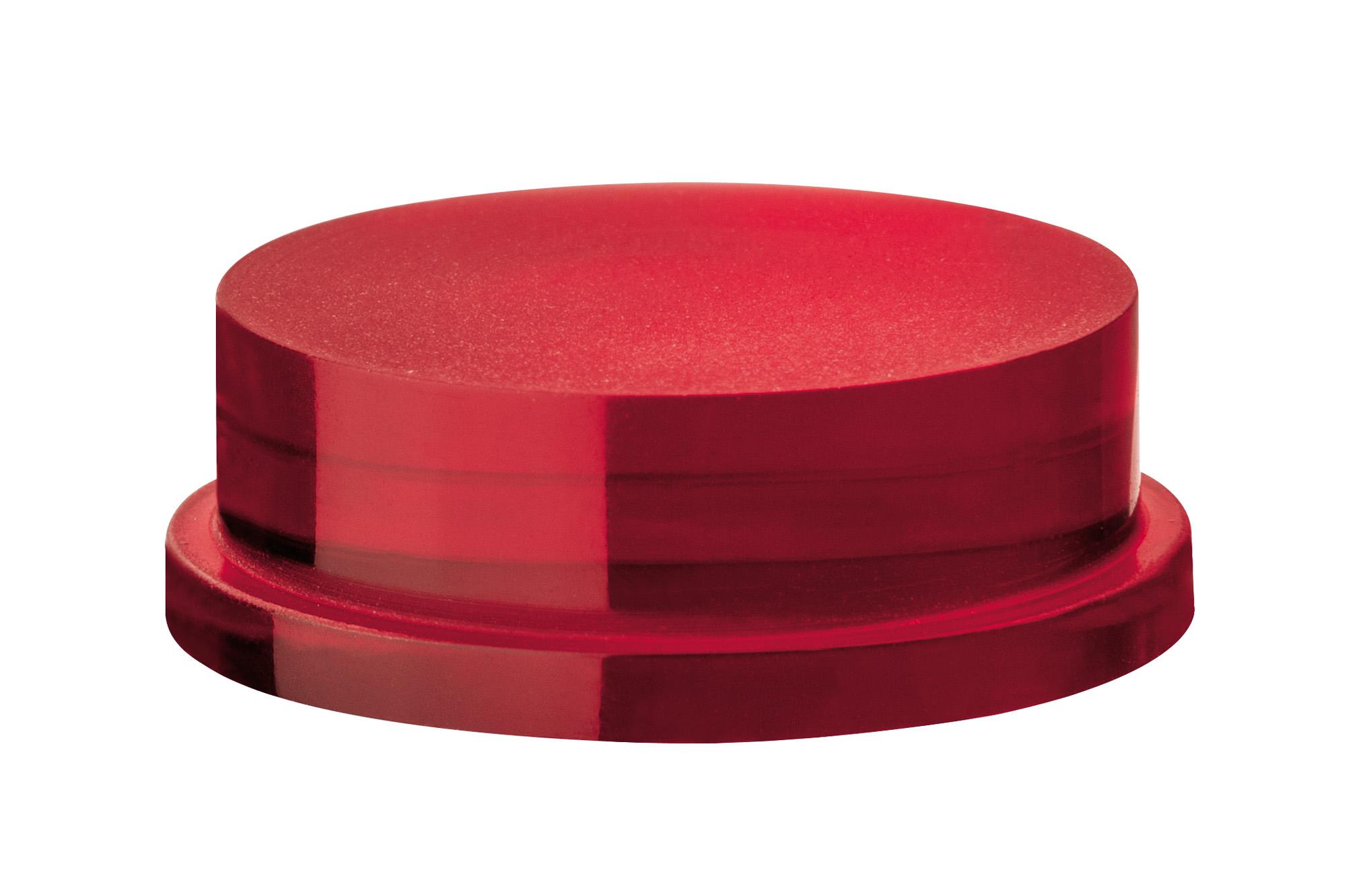 Paulmann. 93794 MiniPlus Boden Glas Rot