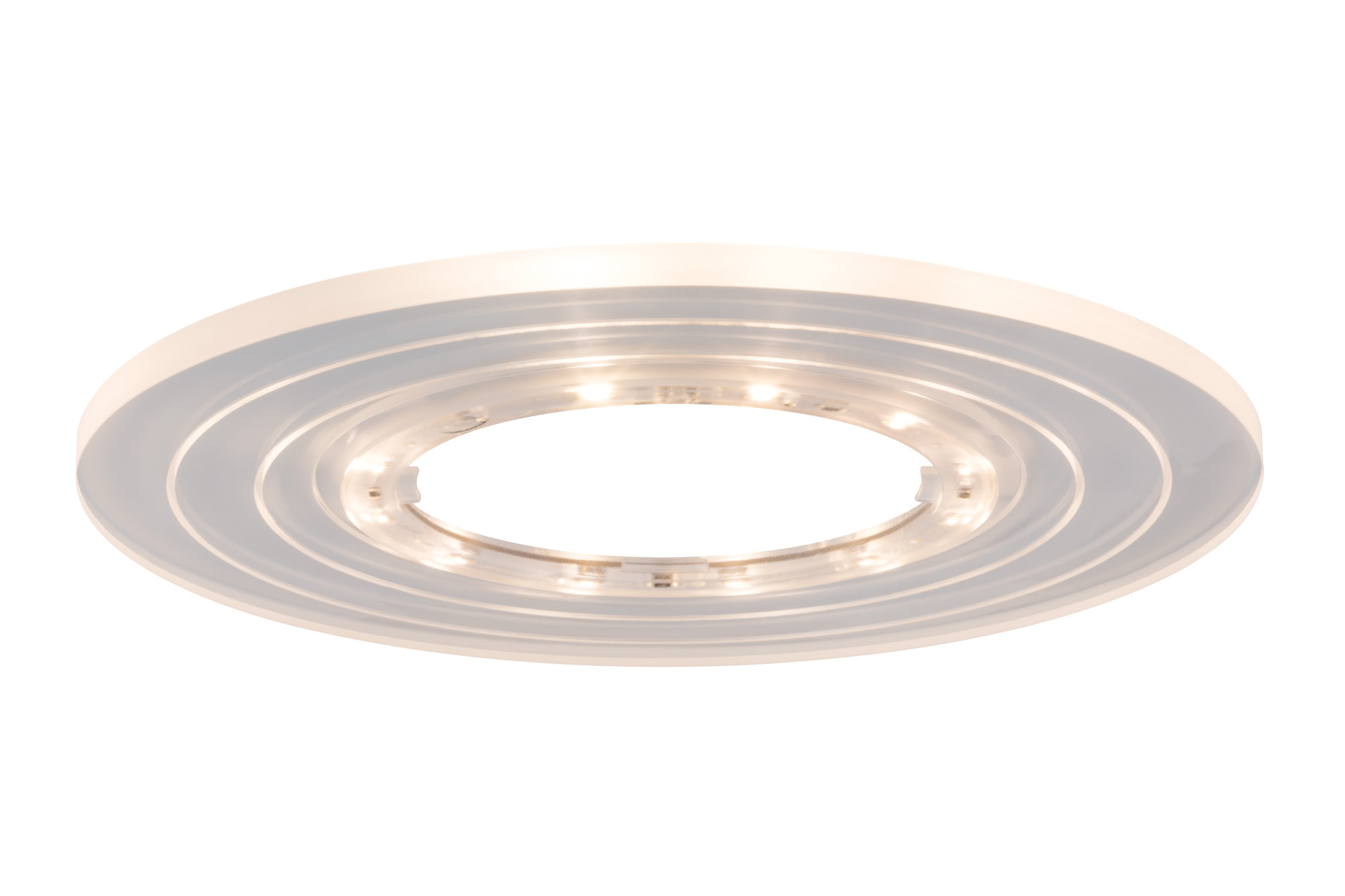 Paulmann. 93803 Светильник Star Deko TwoStep +Ring Shine 1W Klar