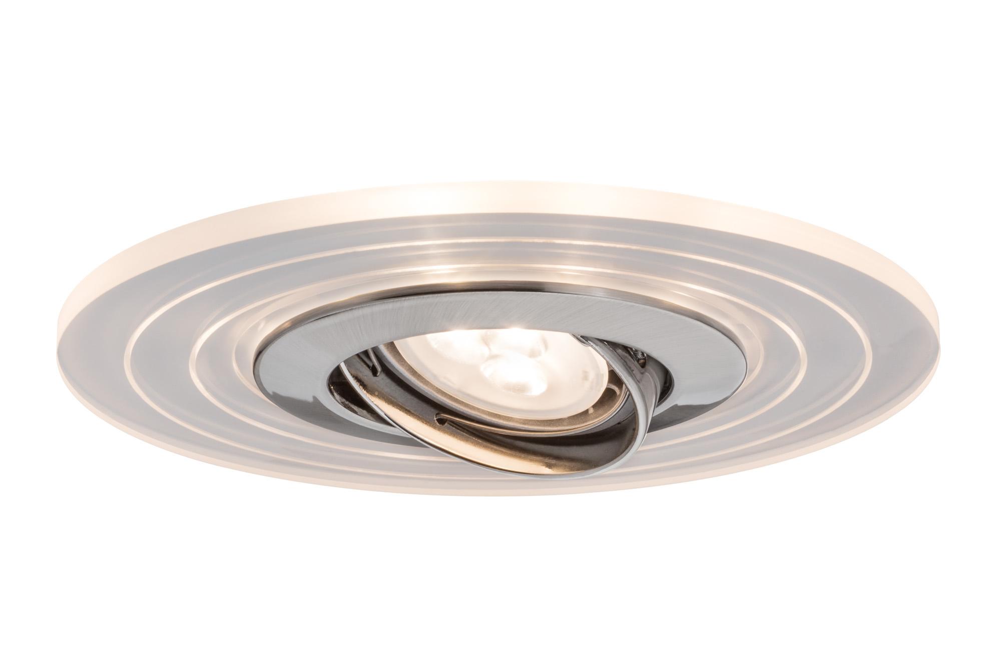 Paulmann. 93804 Кольцо светодиодное Star Deko TwoStep +Ring Shine 3x4,5W Kla