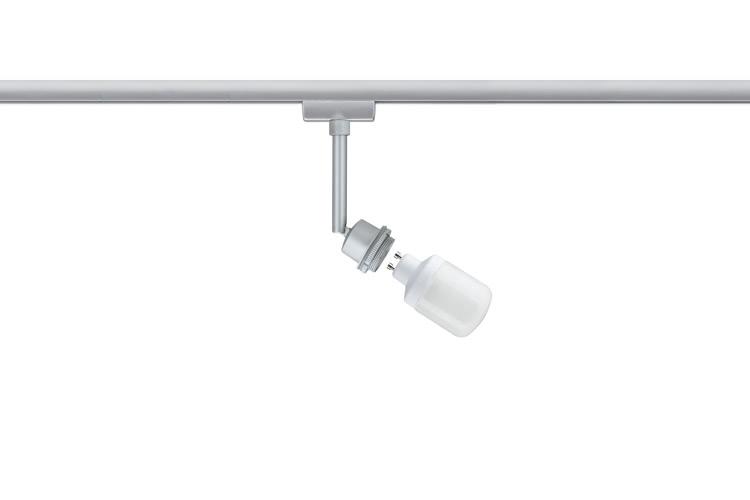 Paulmann. 95022 Светильник URail Deco ESL Spot 1x9W GU10 хром матовый