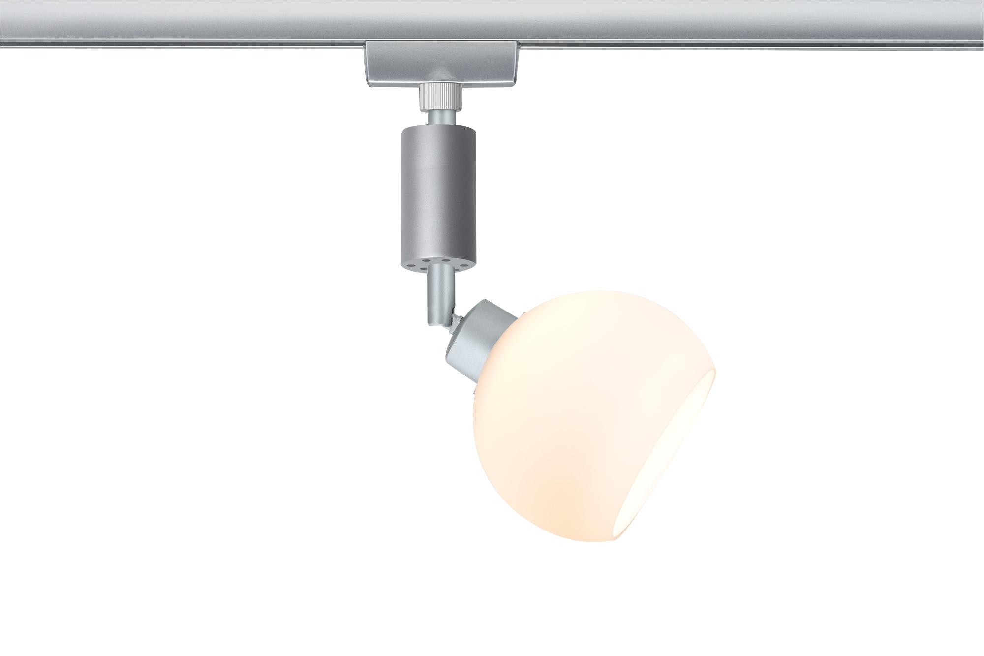 Paulmann. 95097 Светильник URail System LED Spot Wolbi 1x3W, хром матовый