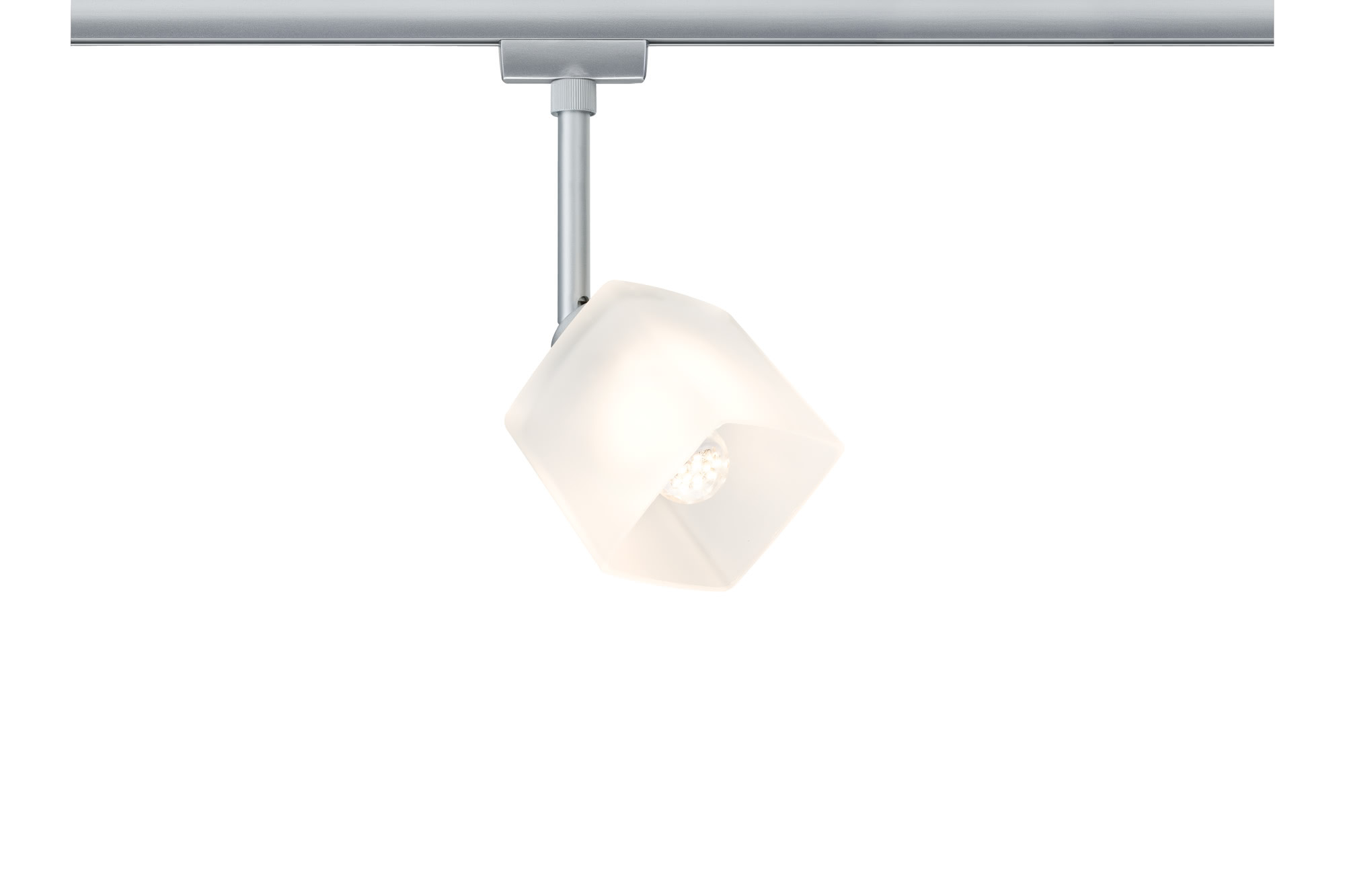 Paulmann. 95118 Светильник URail LED Spot Quad 1x3,5W GU10 230V