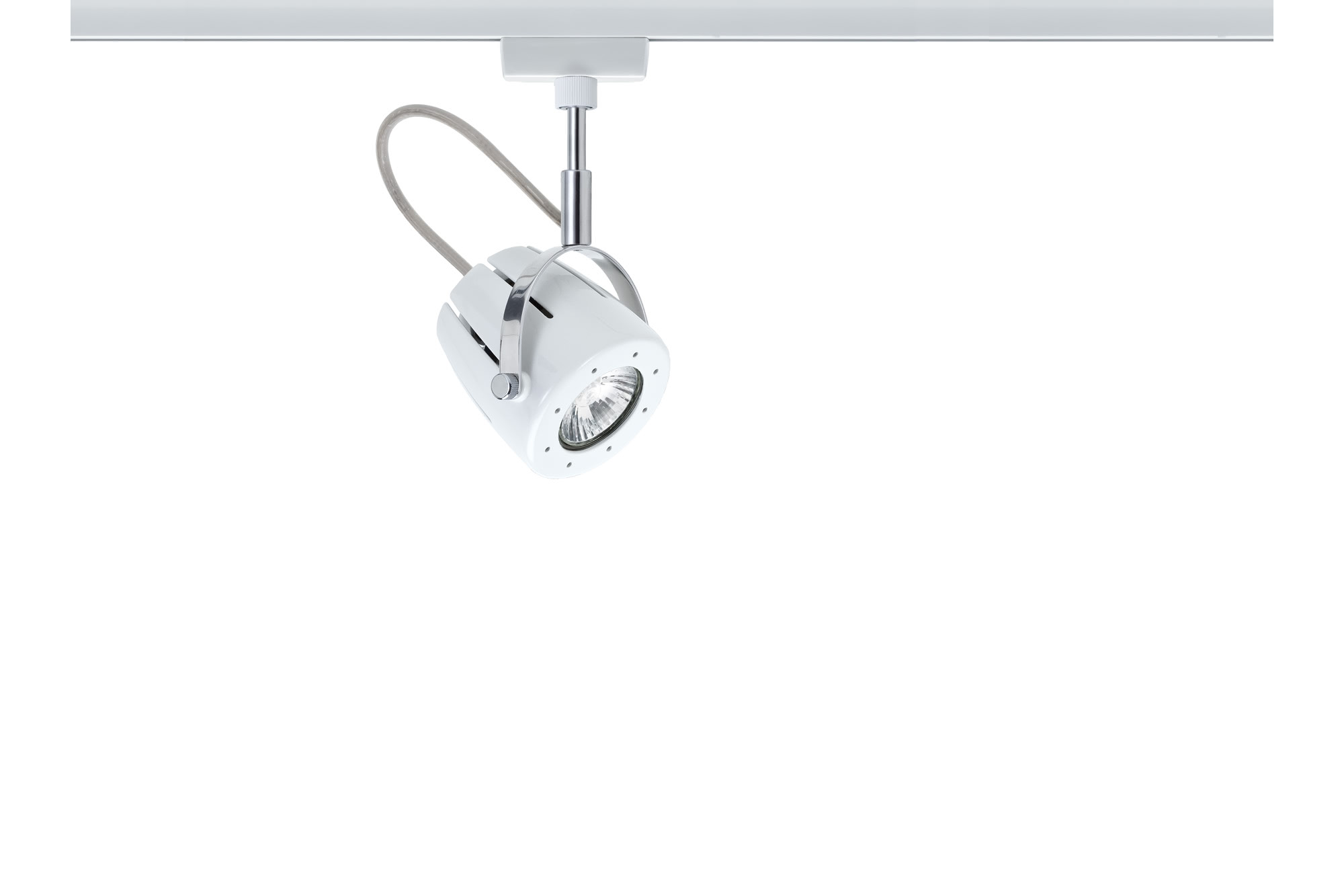Paulmann. 95170 Светильник URail L&E Spot Mega 1x40W GU10, белый