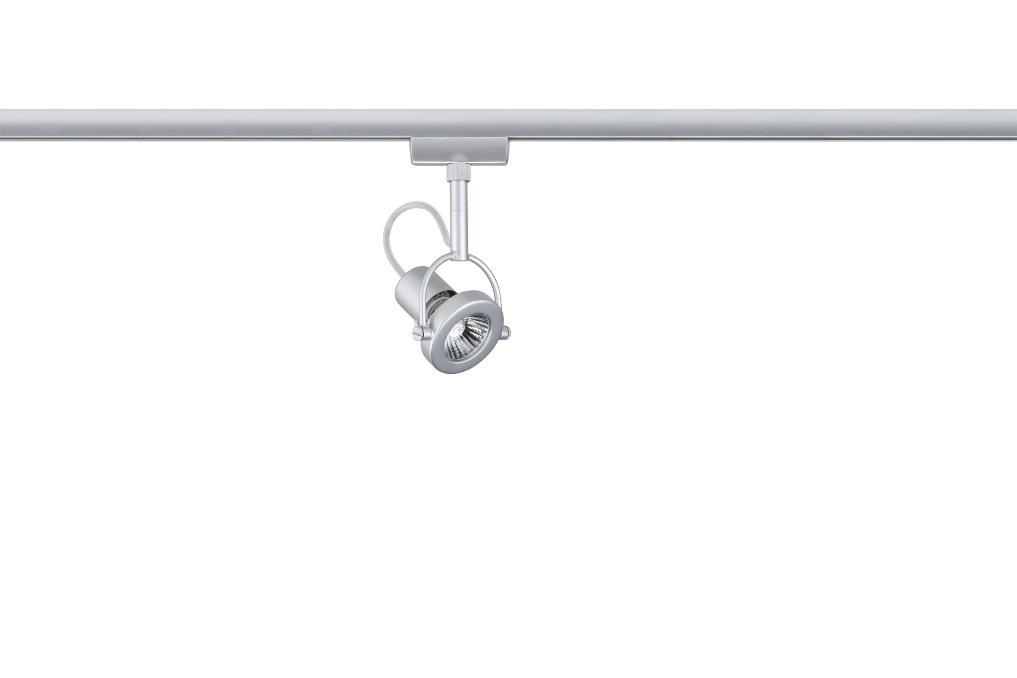 Paulmann. 95172 Светильник URail L&E Spot Ring 1x40W GU10, хром матовый