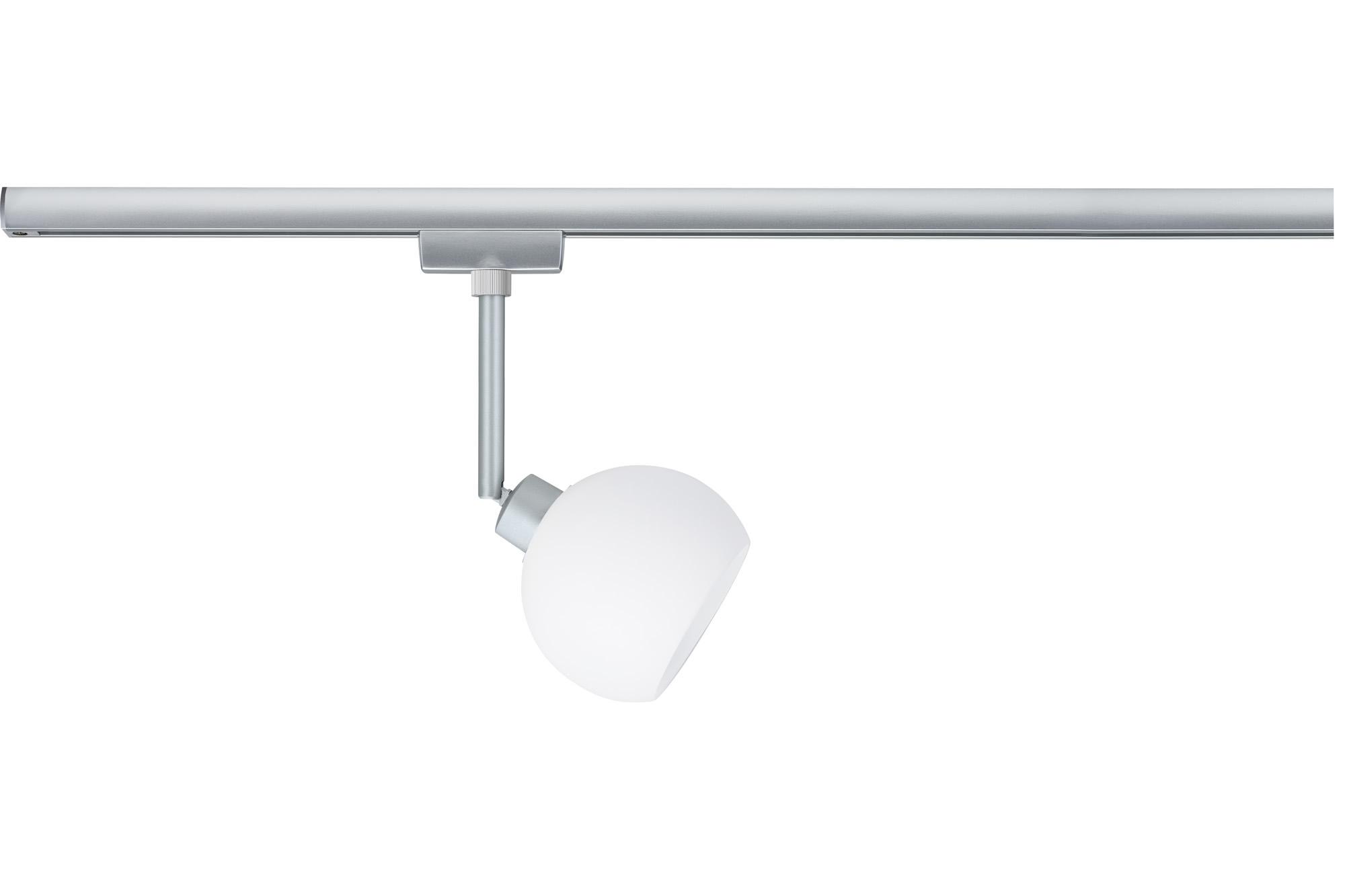 Paulmann. 95181 URail LED Spot Wolbi 1x3,5W GZ10 Chr-m/W