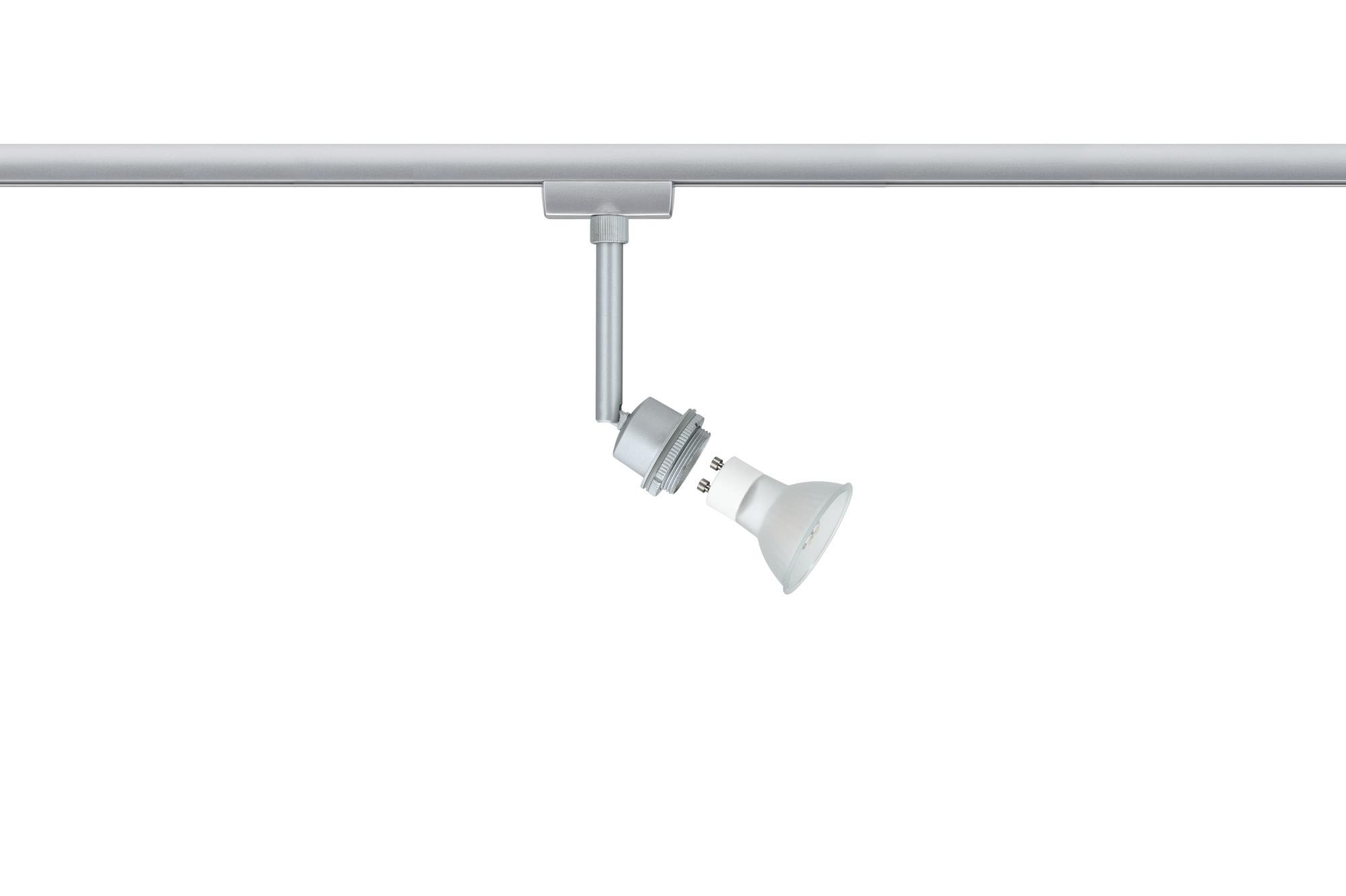 Paulmann. 95182 Светильник URail LED Spot 1x3,5W GZ10, хром матовый