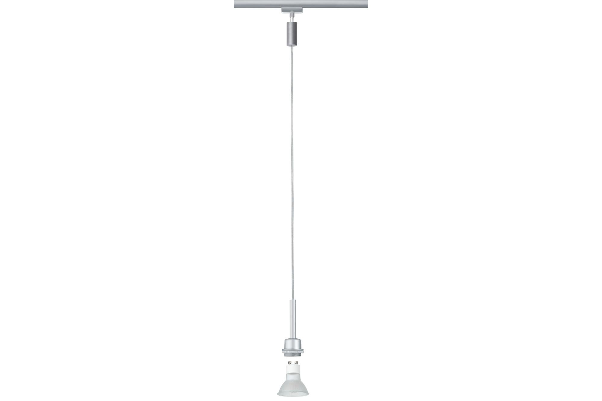 Paulmann. 95183 URail LED Pendel 1x3,5W GZ10 Chr-m