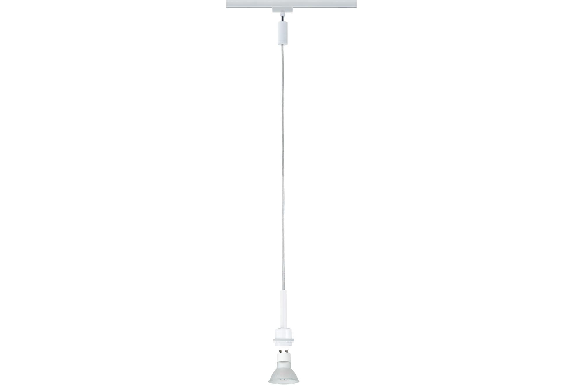 Paulmann. 95185 URail LED Pendel 1x3,5W GZ10 Ws