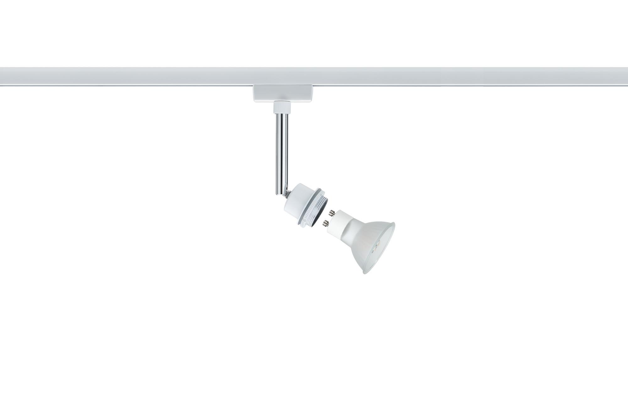Paulmann. 95186 Светильник URail LED Spot 1x3,5W GZ10, белый