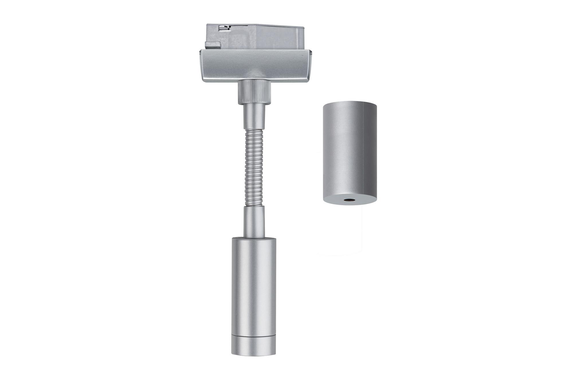 Paulmann. 95198 URail L+E Flex Pendel Adapter Chr-m