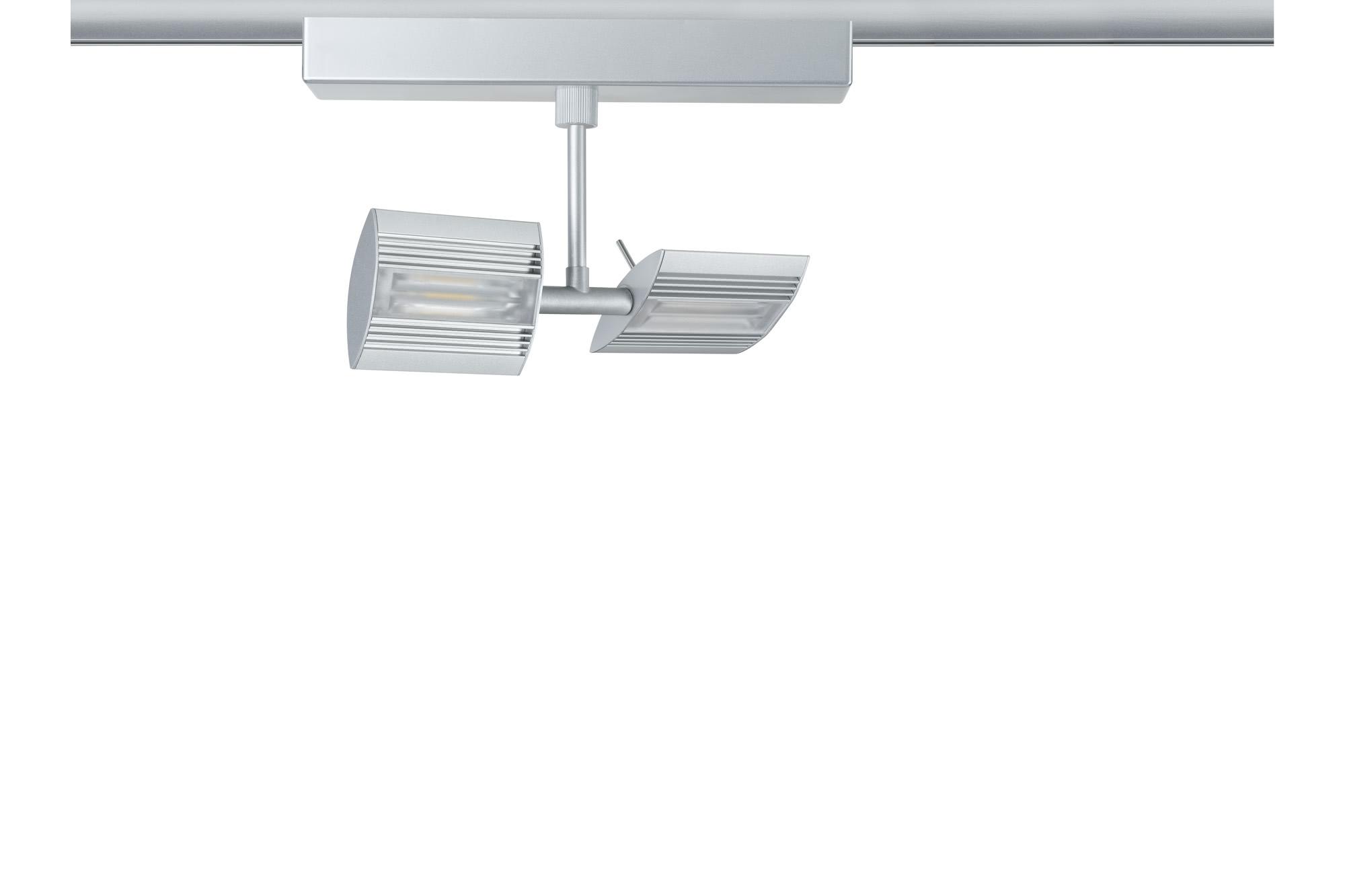 Paulmann. 95218 URail L+E Spot Linear II 1x2x4,1W chr-m