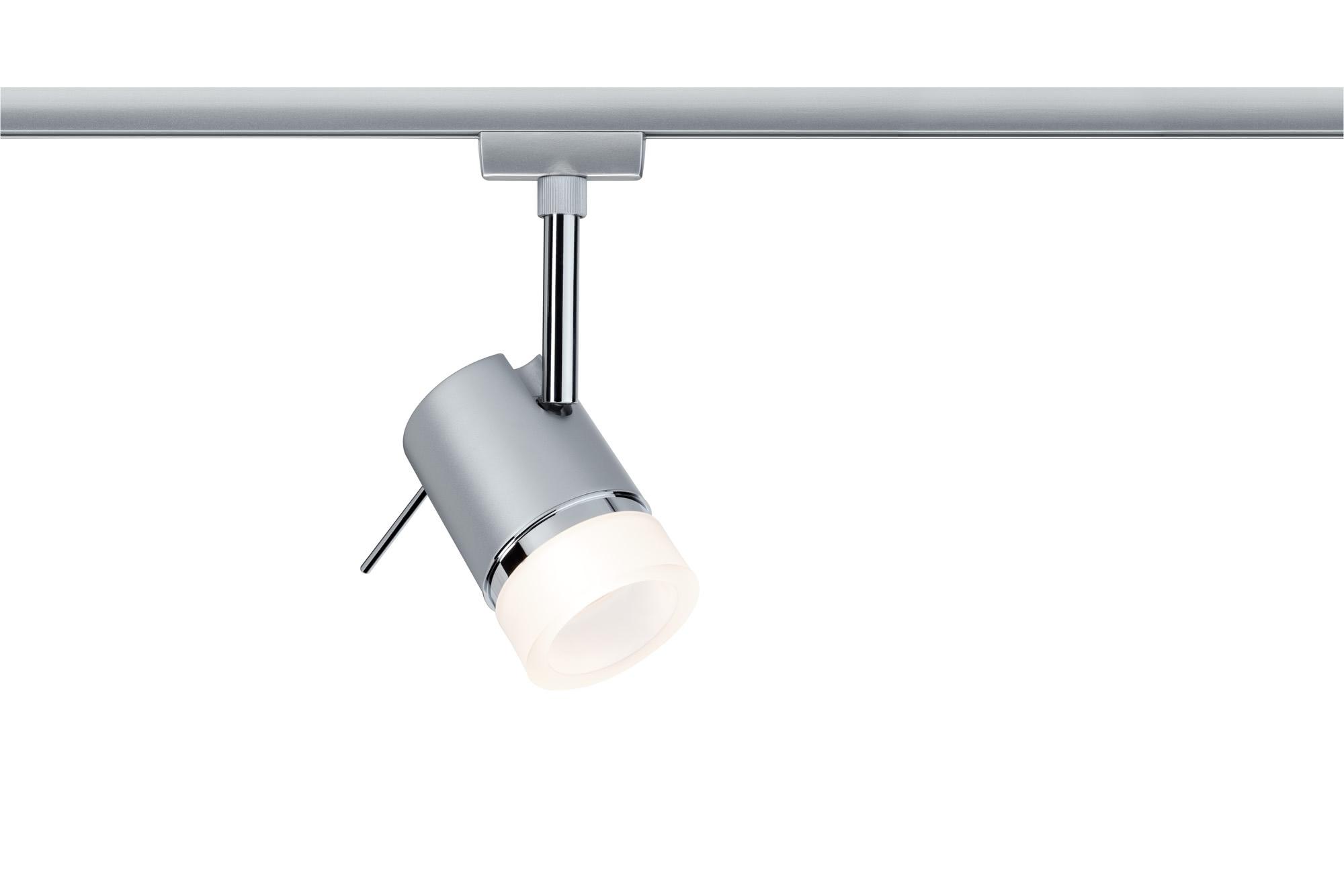 Paulmann. 95227 URail Spot Pipe 1x40W GU10 Chr-m