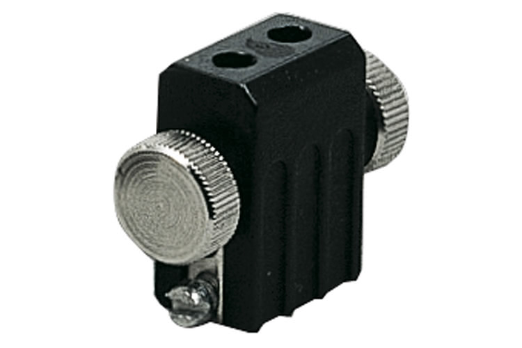 Paulmann. 97845 Ламповый держатель Харибо GX5,3 черный