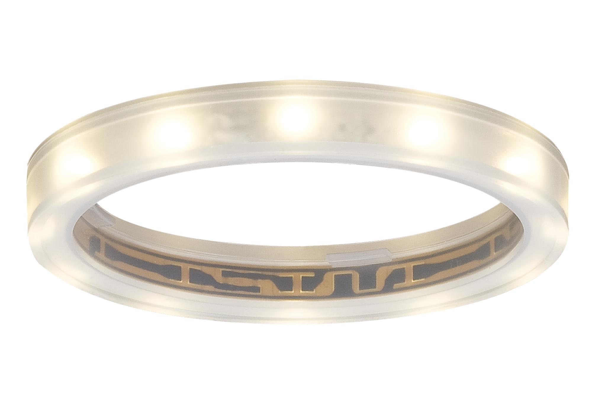Paulmann. 98863 Светильник Star Line Ring LED 1x1.5W 2700K