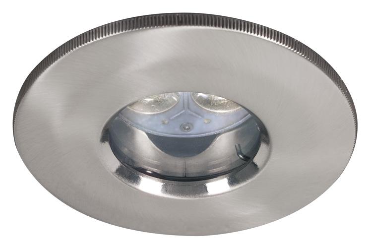 Paulmann. 99461 Светильник встраиваемый Profi набор IP65 LED 3x4W GU5,3 железо шероховатое