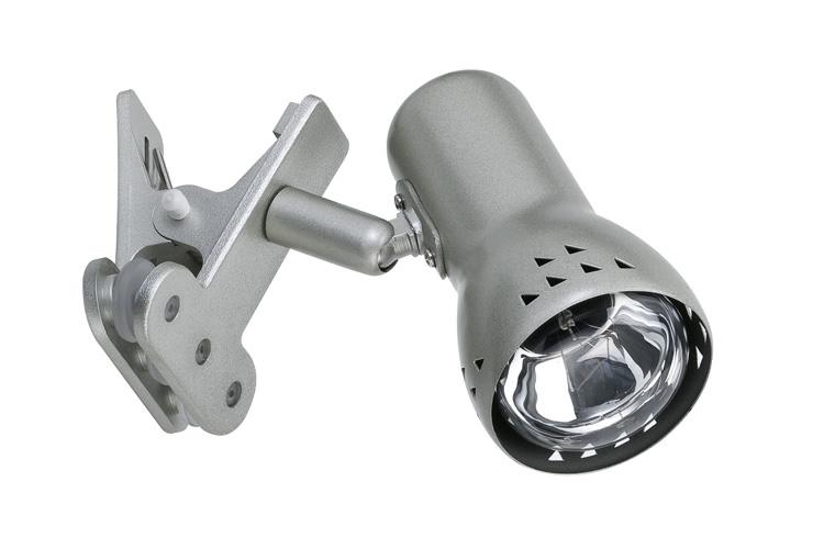 Paulmann. 99825 Светильник с прищепкой Грипс, E14, 1x40W